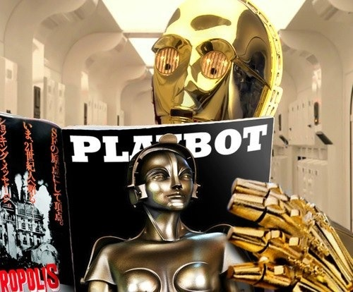 Robot Pr0n